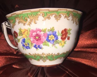 Old Royal China tea cup