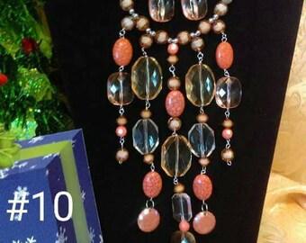 2 Pcs. Necklace Set #10