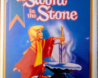 Authentic The Sword in the Stone ( masterpiece collection )