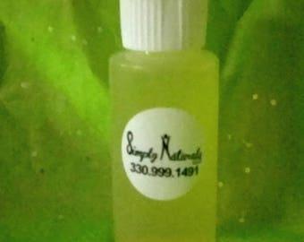 Ginger Hair Oil