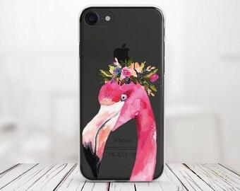 Iphone X Case Iphone 8 Plus Case Iphone 8 Case Animals Case Flamingo Case Samsung Galaxy S6 Edge+ Case Samsung Galaxy S8 Case Iphone 7 Case
