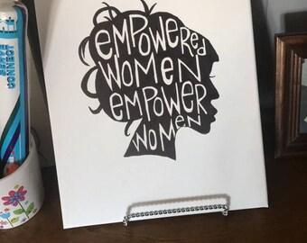 Empower.