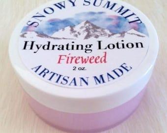 Fireweed Lotion