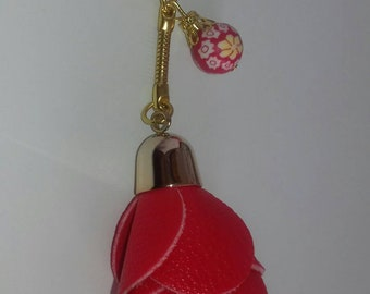 Jewelry bag or key ring