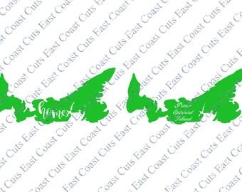 Prince Edward Island SVG/DXF/PNG