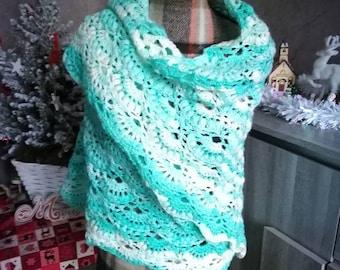 Shawl / scarf/shawl