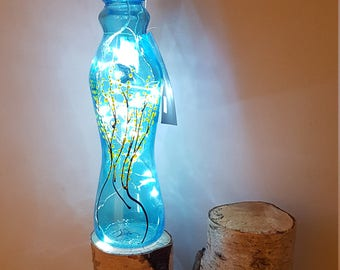 bouteille lumineuse