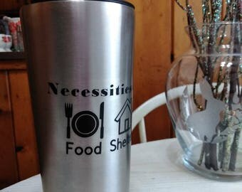 Stainless Steel Bunny Tumbler