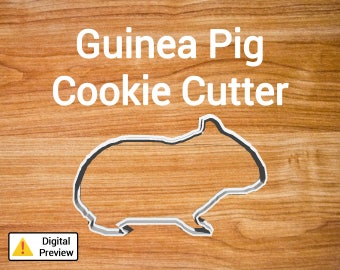 how to make guinea pig cookies