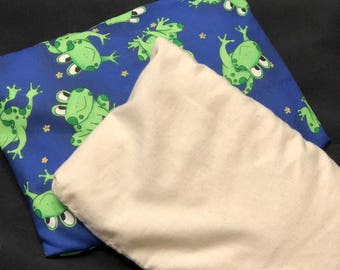 "20""x5"" Cotton Washable Hot/Cold Comfort Bag"