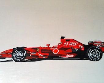 Ferrari Print