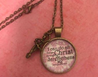 Girls- Philippians 4:13