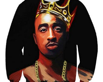 Rapper Tupac 2pac Hoodie Sweatshirt Summer Style 2018 casual funny unique Men Women Unisex Special Gift