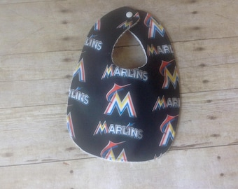 Miami Marlins Infant Bib