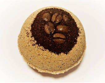 Bath Bomb Coffee Bath Bomb Sandalwood Oil UK Seller