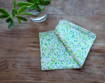 Furoshiki gift wrapping, food, sandwich, zero waste