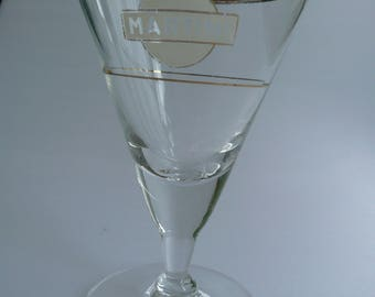 A 1950s Martini Glass
