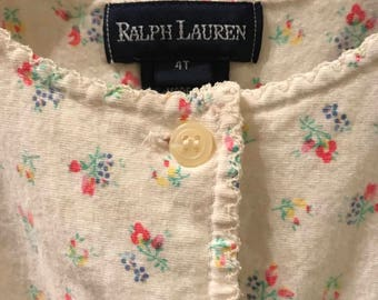 Vintage Ralph Lauren child's dress