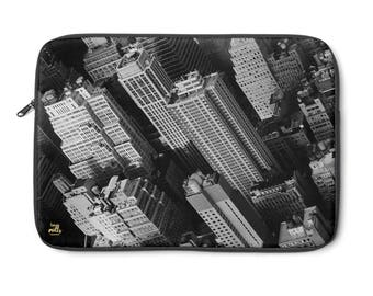 B&W NYC Laptop Case