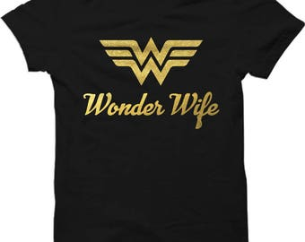 Wonder Wife - Shirt