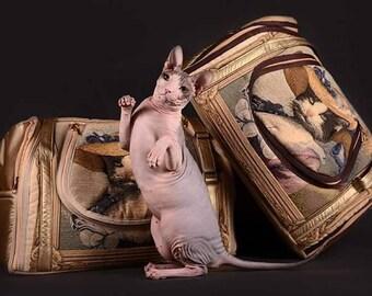 Pet carrier Comfort (tapestry)