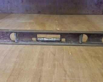 Vintage Spirit Level - Level- Collectible Tools