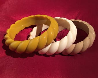 Vintage inspired reproduction bangles