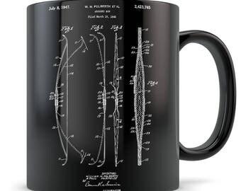 Archery Mug, archery gift, archery gift idea, archery gift for men, archery gift for women, gift for archery, archer gift, archer mug
