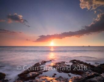 Sunset at Kona 2