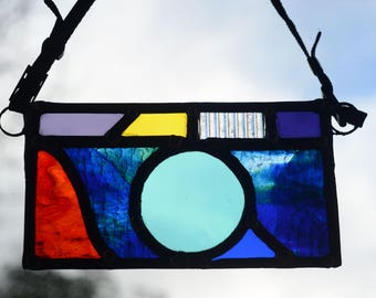 Stained Glass Camera