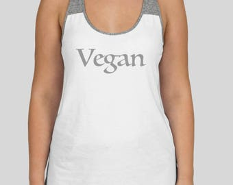 Vegan Tank