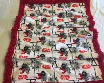 Star Wars Cuddle Blanket