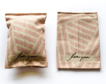 For you - Tissue box cover