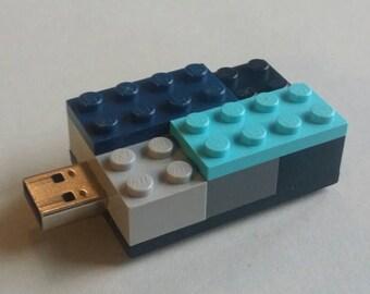 USB Stick - Handmade Lego Cover