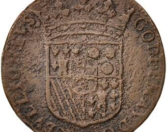 french states bouillon & sedan liard 1681 bouillon vf(20-25) km42