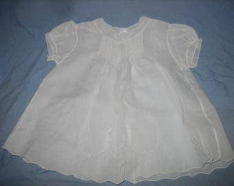 Set of Vintage Baby Dresses