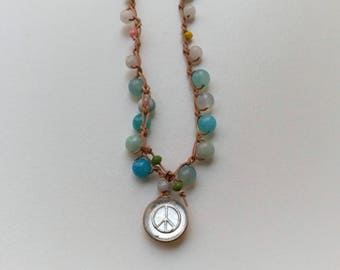Sea Peace Necklace