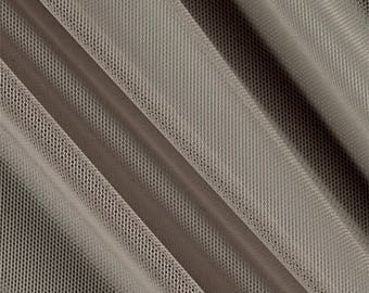 Katie TAUPE English Netting Fabric by the Yard - 10067