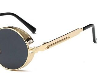 Lennon Sunglasses Intricate Design