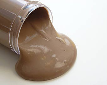 Soft Brownie Batter Butter Slime (Scented)