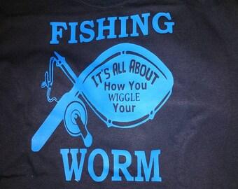 Fishing, Vinyl, Heat transfer