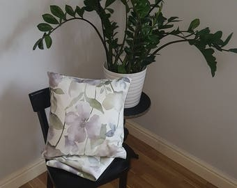 Floral cushion covers set of 2