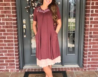 Emily Pocket Dress