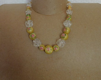 Necklace with MURANO beads