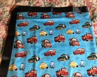 Cars Cartoon Characters Quilt