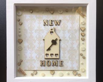 New Home Box Frame