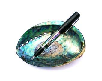 Taskovski Adria Abalone Shell Ballpoint/Rollerball/Gel Pen