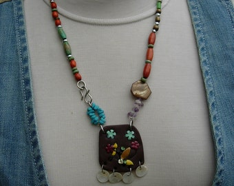 BOHEMIAN SPIRIT NECKLACE
