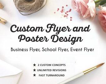Graphic Design Flyer, Graphic Designer Flyer, Graphic Design Poster, Graphic Designer Poster