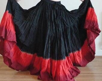 25 Yard Tribal BellyDance Gypsy ATS Skirt~
